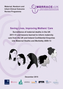 MBRRACE-UK-Maternal-Report-2015
