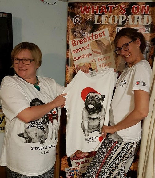 APP quiz winners win Comic Relief t-shirts