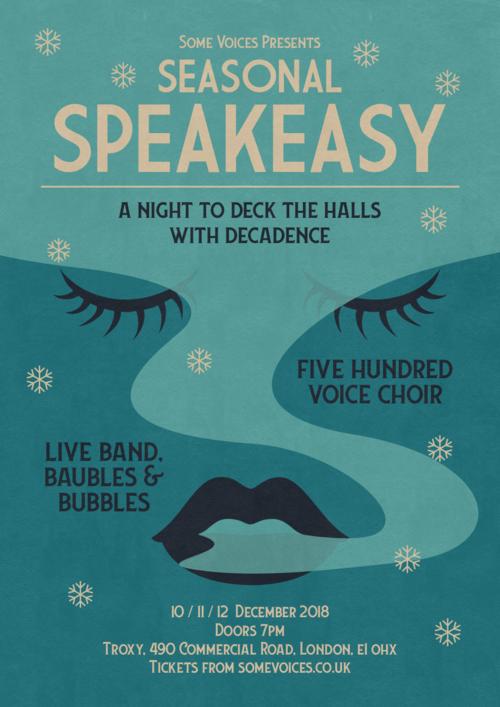 Choir+in+London+Speakeasy+poster